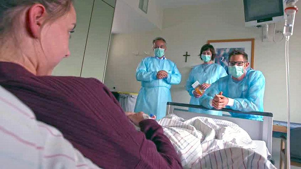 Vorbildliches Krankenhaus in Deutschland - Quarks