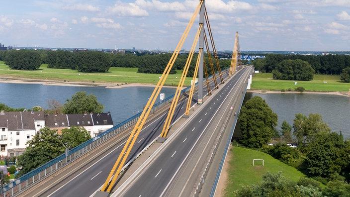rheinbrücke emmerich sperrung 2020