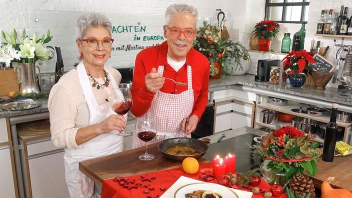 Was Koche Ich An Weihnachten.Weihnachten In Europa Was Unsere Nachbarn Zum Fest Essen