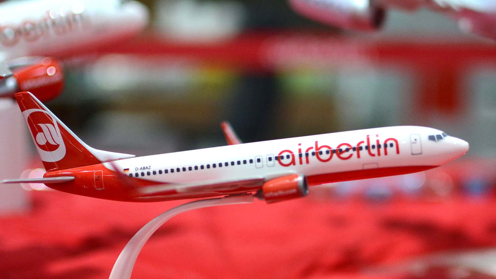 Air Berlin Wdr