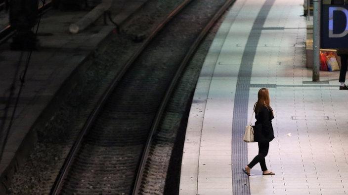 Bahnstreik - Ihre Rechte - Hier und heute - Fernsehen - WDR