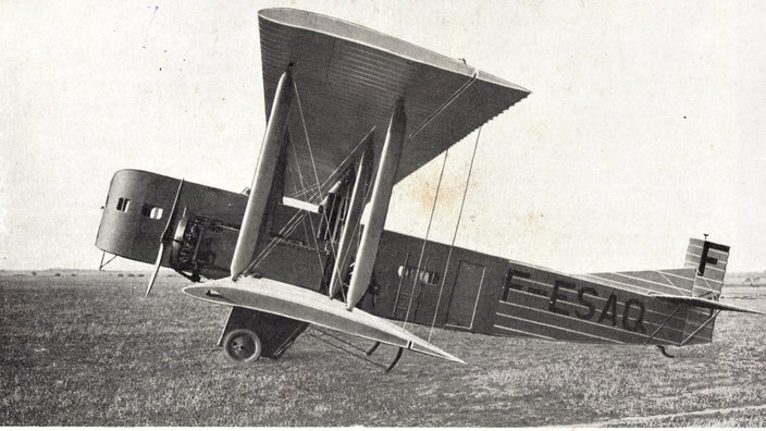 Flugzeug Goliath Farman, Grand Prix des Avions 1923