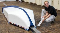 Studenten bauen Hyperloop Prototyp