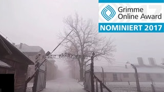 Screenshot Inside Auschwitz – 360°