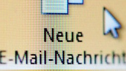 Posteingang eines E-Mail-Accounts