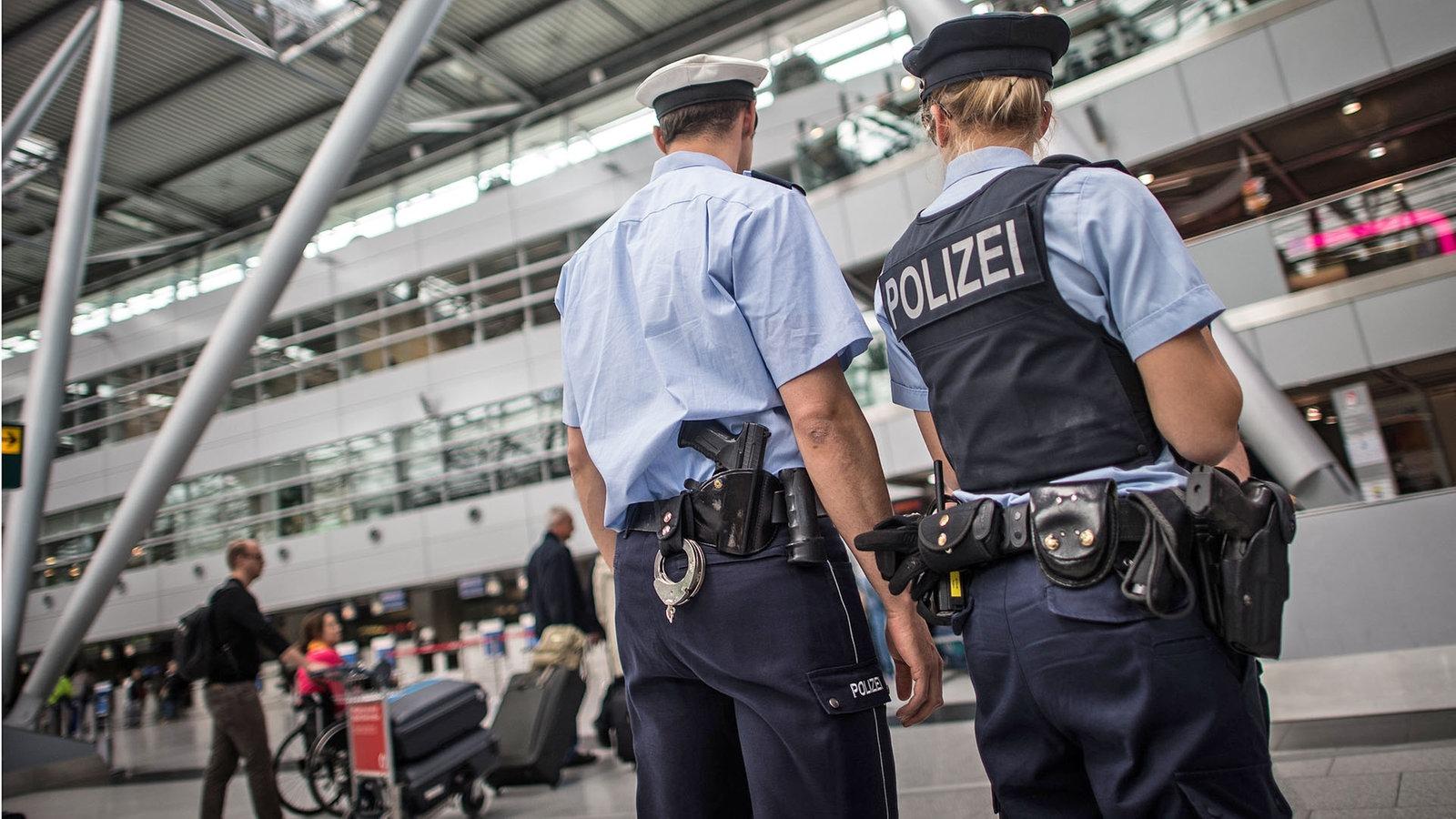 Flugsicherheit: Sicherheitsberufe am Flughafen - Luftfahrt ...