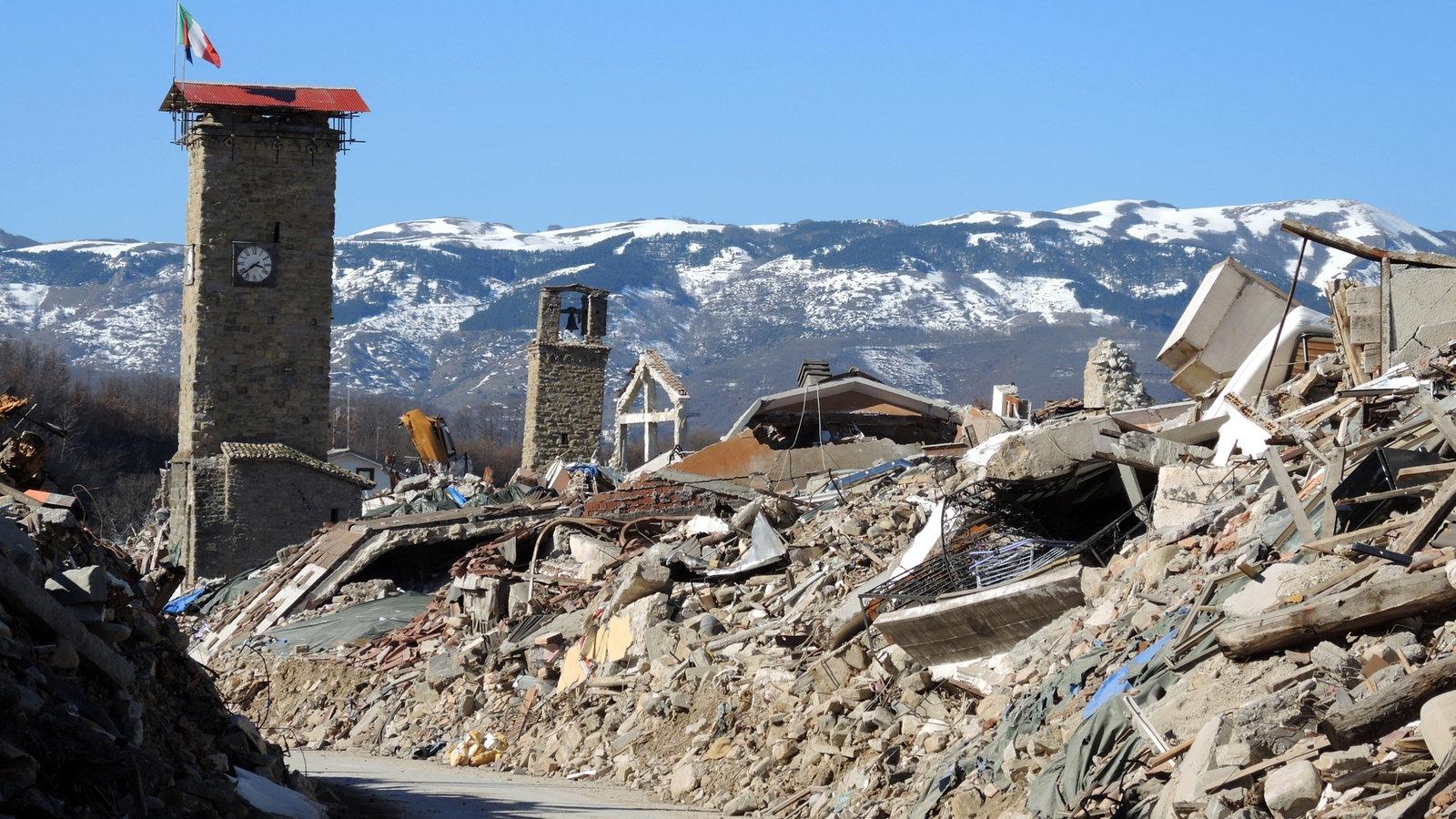 Folgen Von Erdbeben