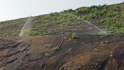 Bewässerung Kalkberg 1