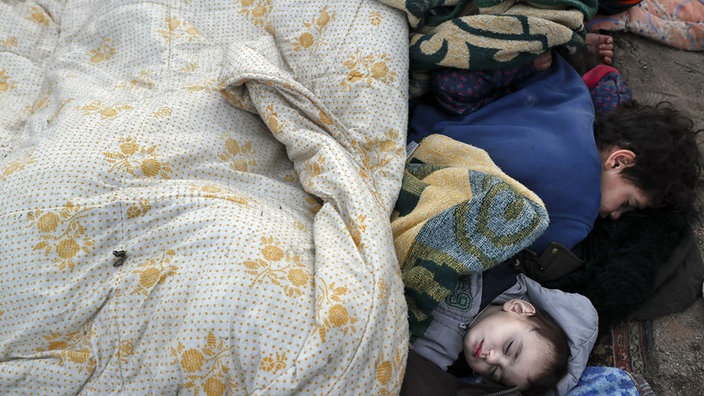Flüchtling an Grenze erschossen? Athen dementiert Türkei-Vorwurf | BR24