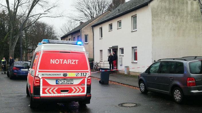 Messerangriff: Städtischer Mitarbeiter in Köln getötet