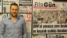 Der Journalist Baris Ince