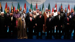 OIC-Sondergipfel in Istanbul