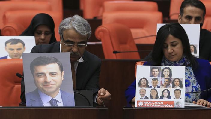 Nachrichten Türkei Kurden