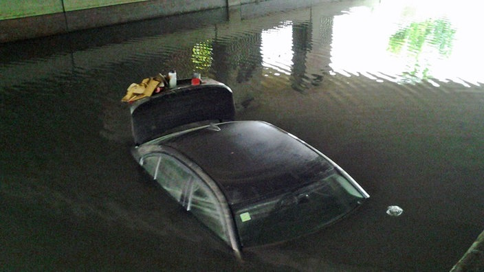Stadt verbessert Hochwasserschutz - Westfalen-Lippe