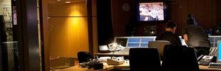 WDR-Tonstudio in der Kölner Philharmonie