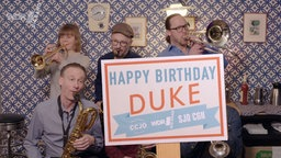 """Happy Birthday, Duke!"""