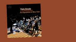 CD Cover Giraudo: An Argentinian in New York