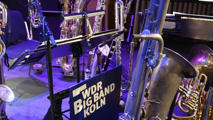 WDR Big Band - Instrumente