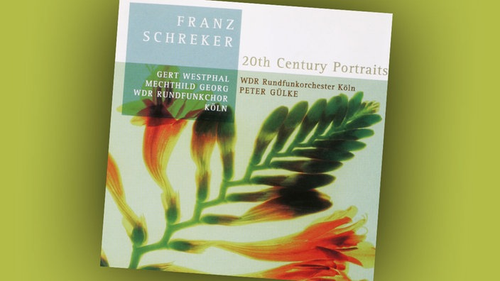 Franz Schreker - 20th Century Portaits
