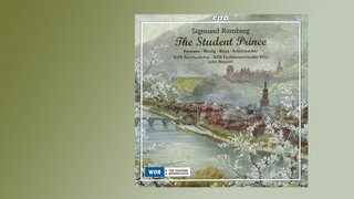 CD Cover Romberg: The Student Prince