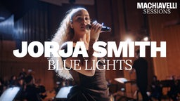 Jorja Smith - Blue Lights ft. WDR Funkhausorchester | Machiavelli Sessions