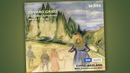 Edvard Grieg - Complete Symphonic Works Vol. III