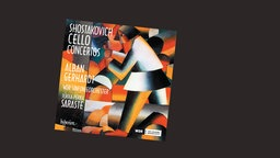 CD Cover: Schostakowitsch Cellokonzerte