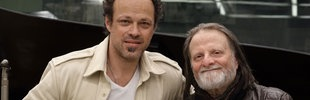 Gregor Huebner und Richie Beirach