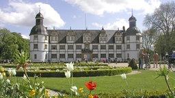 Spaziergang: Vom Paderborner Dom zum Schloss Neuhaus