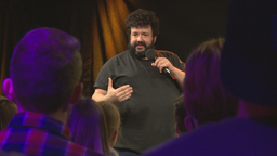 Comedy Session mit Oliver Polak
