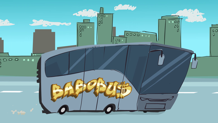 Cartoon: 11LIVE Babo-Bus