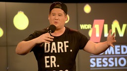 1LIVE Comedy-Session mit Chris Tall