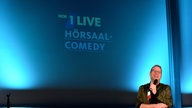 1LIVE Hörsaal-Comedy in Paderborn - Premiere 2019