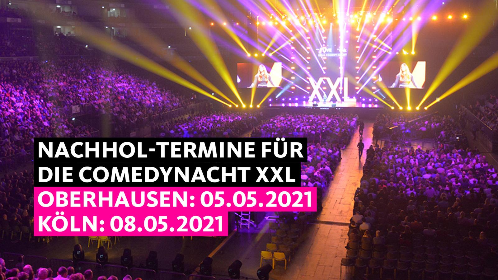 Köln Comedy Nacht 2021
