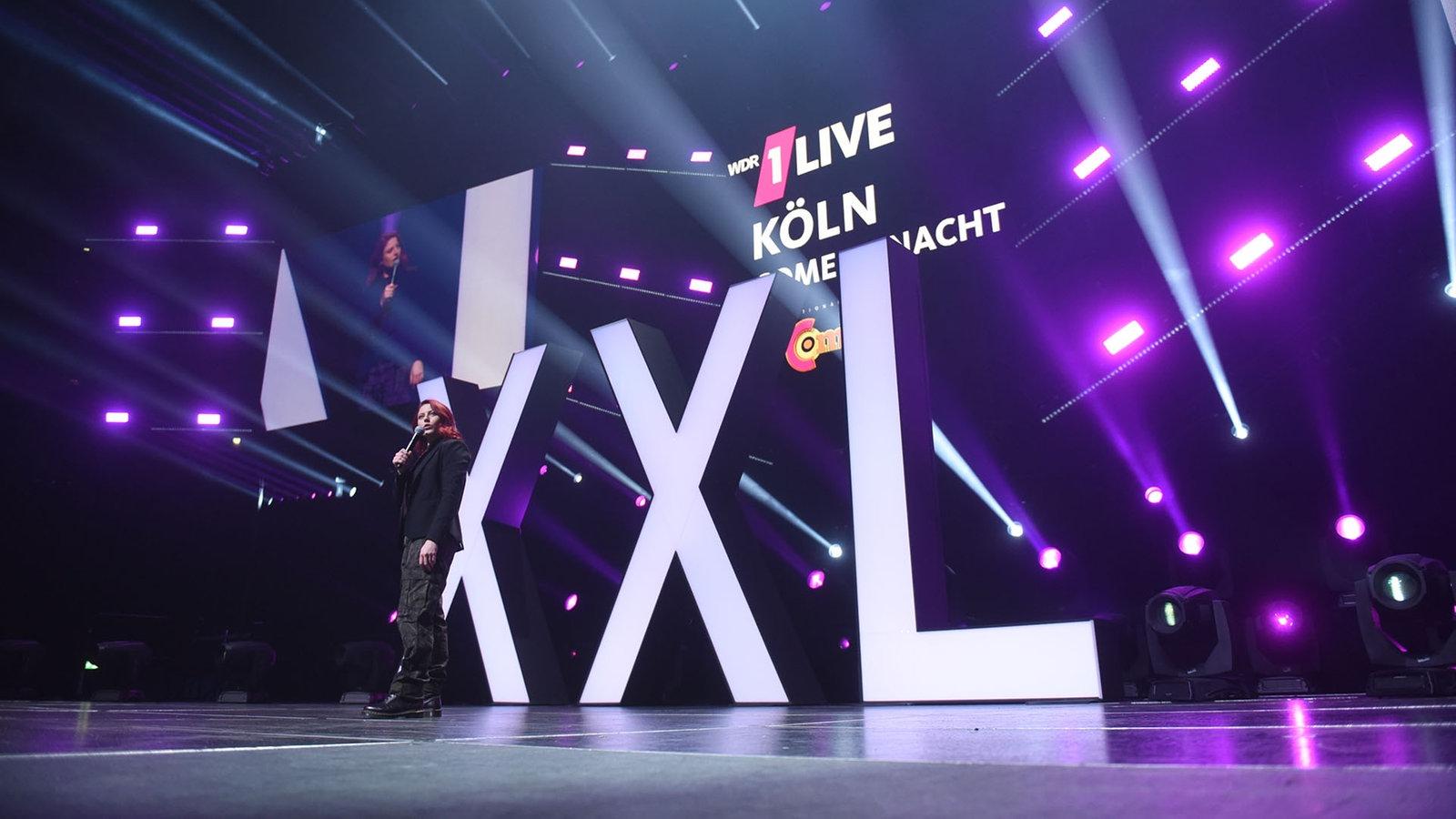 Xxl Comedy Nacht