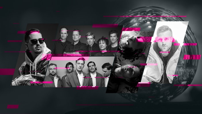 1LIVE Krone 2018 I Bester Live-Act