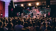 Giant Rooks bei 1LIVE 3 Tage wach!