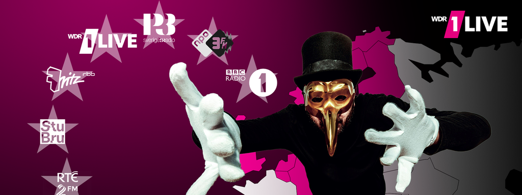 Europe's Biggest Dance Show mit Claptone