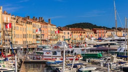 1LIVE Star-Tours: Saint-Tropez