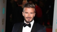 David Beckham BAFTA Awards