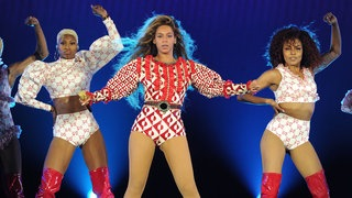 Beyoncé live in Miami