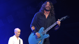 Dave Grohl von Foo Fighters