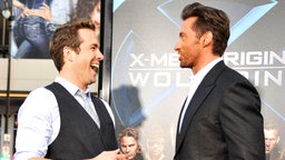Hugh Jackman & Ryan Reynolds