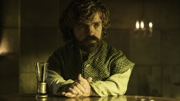"Peter Dinklage appears in a scene from ""Game of Thrones."""