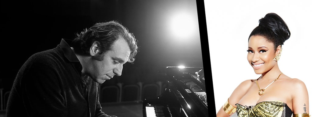 Chilly Gonzales und Nicki Minaj