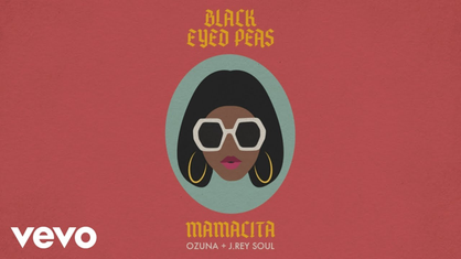 Black Eyed Peas Cover von Mamacita