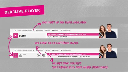 1live Webchannel Channels On Air 1live Radio Wdr