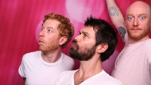 Biffy Clyro zu Gast in 1LIVE