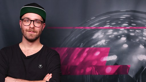 Mark Forster zu Gast in 1LIVE