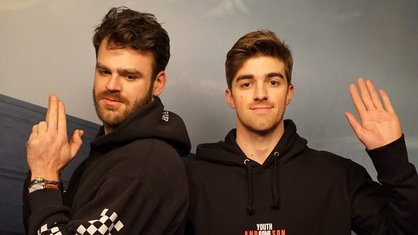 The Chainsmokers zu Gast in 1LIVE